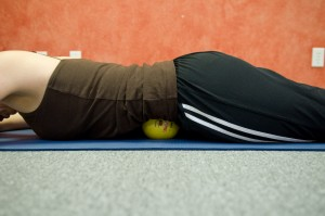 all ball pain relief exercise