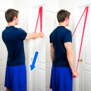 shoulder strengthening
